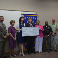 Rotary Receives Grant for Splash Pad