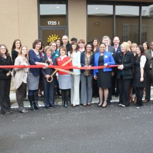 Sexual Assault Center Ribbon Cutting