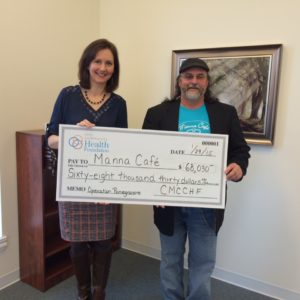 Manna Cafe Check Presentation